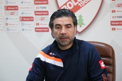 Boluspor Teknik Direktörü Özköylü, Basın Toplantısında İsyan Etti