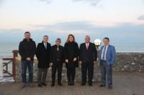 GENEL BAŞKAN - Bulgar Türkleri Akçakoca Belediyesini Ziyaret Etti