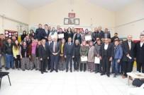 Burdur'da Sürü Yönetimi Eğitimini Tamamlayan Çiftçilere Sertifika