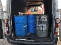 KAÇAKÇILIK - Büyükçekmece'de Kaçak 40 Ton Yakıt Ele Geçirildi