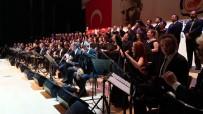 HÜDAVERDI OTAKLı - Büyükşehir'in Türk Sanat Müziği Konseri Büyük Beğeni Topladı