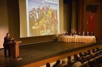 GENÇLİK MERKEZİ - Çatal, 'Taşköprü Belediyesi Artık Kendi Elektriğini Üretebilecek'