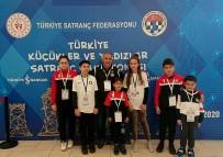 SATRANÇ FEDERASYONU - Çeşmeli Satranççılar Türkiye Şampiyonasında