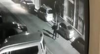 PAMUKKALE - Demir Misketle Aracın Camını Kırıp Çantayı Çaldılar