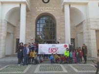 ANİMASYON - Dezavantajlı Çocukların Mersin Üniversitesinde Sinema Keyfi