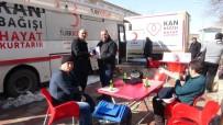 KıZıLAY - Doğanşehir'de Kan Bağışı Kampanyası