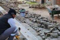 Efeler'de Üst Yapı Hamlesi Sürüyor