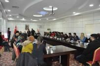 Elazığ'da Girişimci Kursiyerler Sertifikalarını Aldı