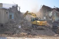 Ereğli Belediyesi Metruk Bina Bırakmıyor