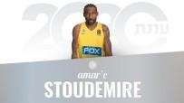 PHOENIX - Eski NBA Yıldızı Amar'e Stoudemire, Maccabi'de