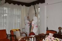 SOSYAL HİZMETLER - Evde Bakımla Yaşlıların Yüzü Gülüyor