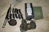 MSB: Tel Abyad'da eylem hazırlığındaki 4 PKK/YPG'li terörist yakalandı