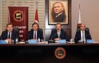 ÖZEL SEKTÖR - GSO'da Yılın İlk Meclis Toplantısı Yapıldı