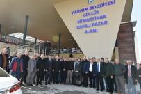 ALıŞVERIŞ - Güllük Ve Mimarsinan'a Modern Pazar Yeri