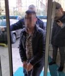 Hurdacıya Hırsızlık Gözaltısı