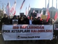 BASIN AÇIKLAMASI - İBB'nin Selahattin Demirtaş'ın Kitabını Satması Protesto Edildi