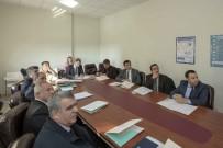 İNTERNET KAFE - İpekyolu'nda 'Bağımlılıkla Mücadele İlçe Koordinasyon Kurulu' Toplantısı