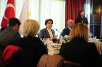 SİYASİ PARTİLER - İYİ Parti Genel Başkanı Akşener Açıklaması 'Tiyatroya Çağrılsaydım Ben De, Eşim De Gitmezdi'