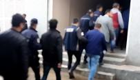 İzmir Merkezli 2 İlde FETÖ Operasyonu