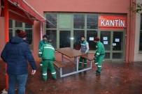 İzmit Belediyesi Arslanbey Kampüsü'ne El Attı