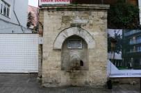 FAHRİ KORUTÜRK - Kapıağası Mustafa Ağa Çeşmesi'nde Onarım Çalışmaları Başladı