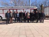Karacasu Mehmet Öğretmen İçin Tek Yürek Oldu