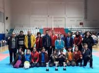 BRONZ MADALYA - Kayserili Sporcular Samsun'dan 19 Madalya İle Döndü