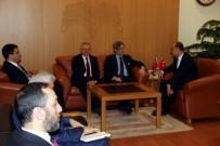 MEMDUH BÜYÜKKıLıÇ - Kültür Ve Turizm Bakan Yardımcısı Demircan Kayseri'de
