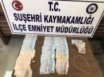 DENETİMLİ SERBESTLİK - Kuyumcuya Sahte Altın Satmaya Çalışırken Yakalandı
