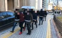Malatya'da Tefeci Operasyonunda 4 Gözaltı