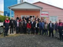MALTEPE BELEDİYESİ - Maltepe Afet Eğitim Merkezi Açıldı