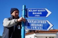 BÜLENT ECEVIT - Marmaris'te 'Evren' Gitti, 'Ecevit' Geldi