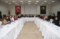 Mersin'deki Kadın Kooperatiflerinin Sorunları Masaya Yatırıldı
