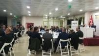 GENEL BAŞKAN YARDIMCISI - MÜSİAD İzmir Şubesinden İrfan Sohbeti Toplantısı