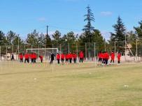 Nevşehir Belediyespor'da Osmaniyespor Deplasmanı İçin Hazırlıklar Sürüyor