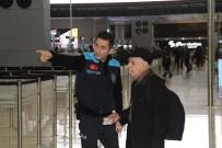 İÇİŞLERİ BAKANI - (Özel) Pasaport Polisleri Yeni Kıyafetlerini Giydi