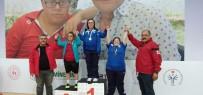 ŞAMPIYON - Özel Sporcular Türkiye Şampiyonası'na Katılmaya Hak Kazandı