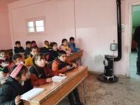 Rasulayn'da Ders Başı Yapan Öğrenciler, Okullara Dağıtılan Sobalarla Isındı