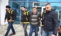 CINAYET - Samsun'daki Vahşi Cinayetin Zanlısı Bursa'da Tutuklandı