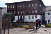Sinop Etnoğrafya Müzesi'nde Yangın Paniği