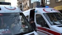 Şişli'de Bir Restoranda Bıçaklı Kavga Açıklaması 3 Yaralı