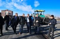 SELAHATTIN GÜRKAN - Sivas Bağlantı Yolunun 2 Buçuk Kilometrelik Bölümü Tamamlandı