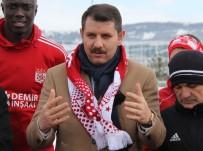 SİVAS VALİSİ - Sivas Valisi Salih Ayhan'dan Sivasspor Açıklaması