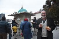 HASTANE - Soğuk Havada Sıcak Çorba Kocasinan'dan
