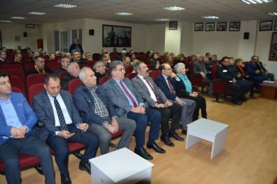 Söke'de Bağımlılıkla Mücadele İlçe Koordinasyon Kurulu Toplantısı Yapıldı