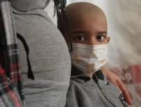 Tek Çaresi Kordon Bağı Olan Çocuğun Hayali Polis Olmak