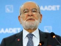 SAADET PARTISI GENEL BAŞKANı - Temel Karamollaoğlu'ndan çok konuşulacak cemevleri yorumu