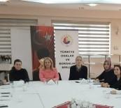 Ticaret İl Müdürü Acar Kadınlara Kooperatifciliği Anlattı