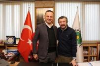 KIRKLARELİSPOR - Tümer Metin, Zonguldak'ta