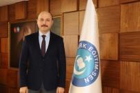OKUL MÜDÜRÜ - Türk Eğitim-Sen Genel Başkanı Geylan'dan Sınav Çağrısı